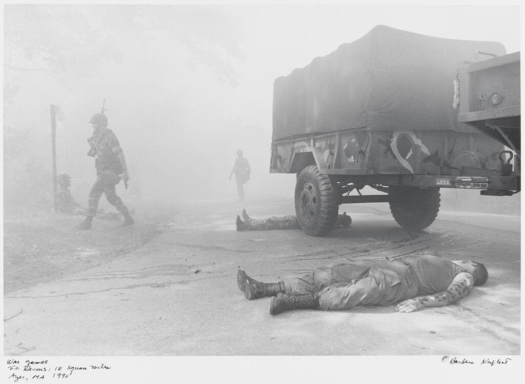 War Games, Ft. Devens: 18 Square Miles, Ayer, Ma