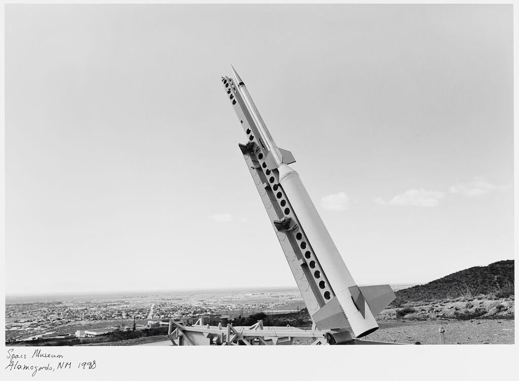 Space Museum, Alamogordo, Nm