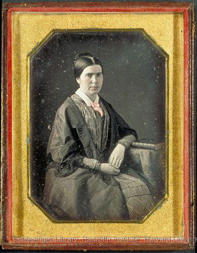 Portrait of Marian Blackwell