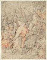 Six Peasants Merrymaking