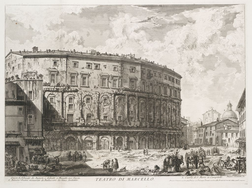 The Theatre Of Marcellus