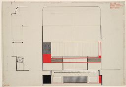 Design For Exhibition Room In The Hanover Museum