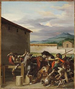 Mutiny: Works by Géricault