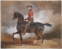 English Horse Guard