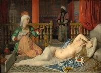 Odalisque With A Slave