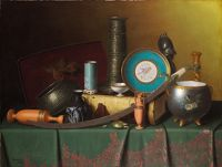 Still Life With Bric-A-Brac