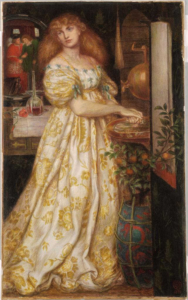 From The Harvard Art Museums Collections Lucrezia Borgia