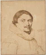 Portrait of Jan Pynas