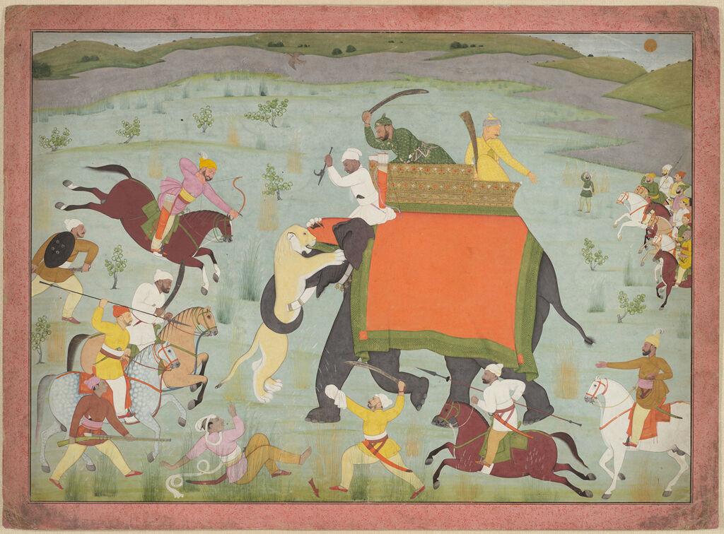 Raja Balwant Singh's Hunt