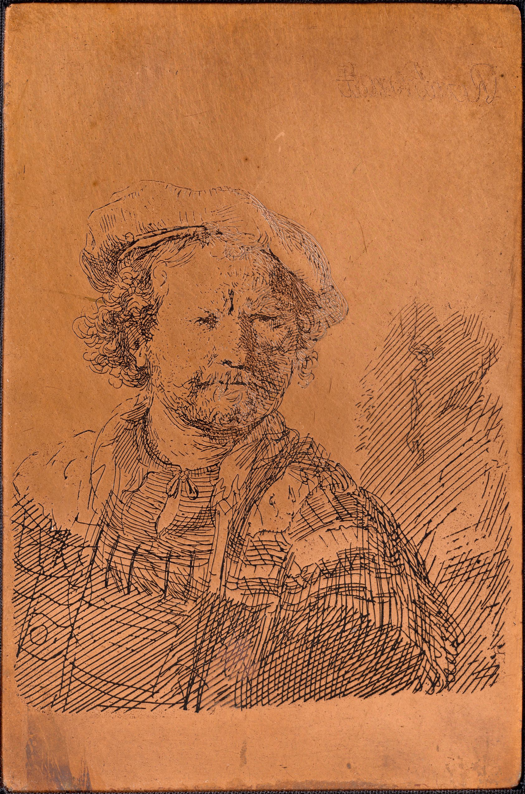 From The Harvard Art Museums Collections Copper Plate