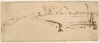 Landscape With A Farmstead (