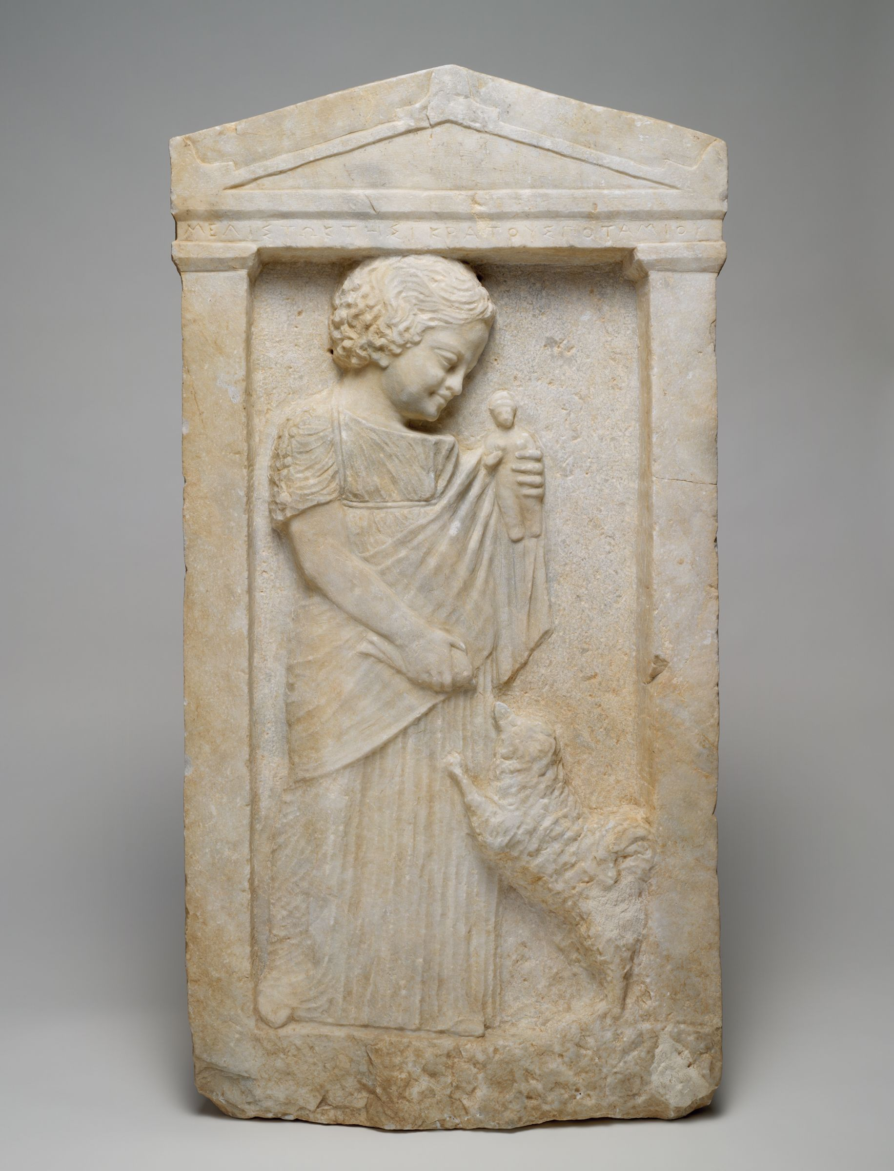 From the harvard art museums collections grave stele of a for Graue stuhle