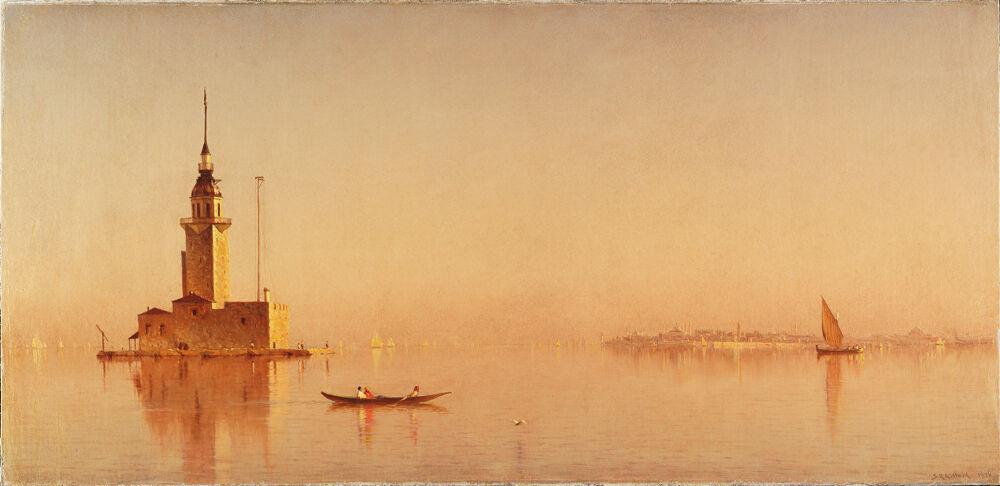 Leander's Tower on the Bosporus