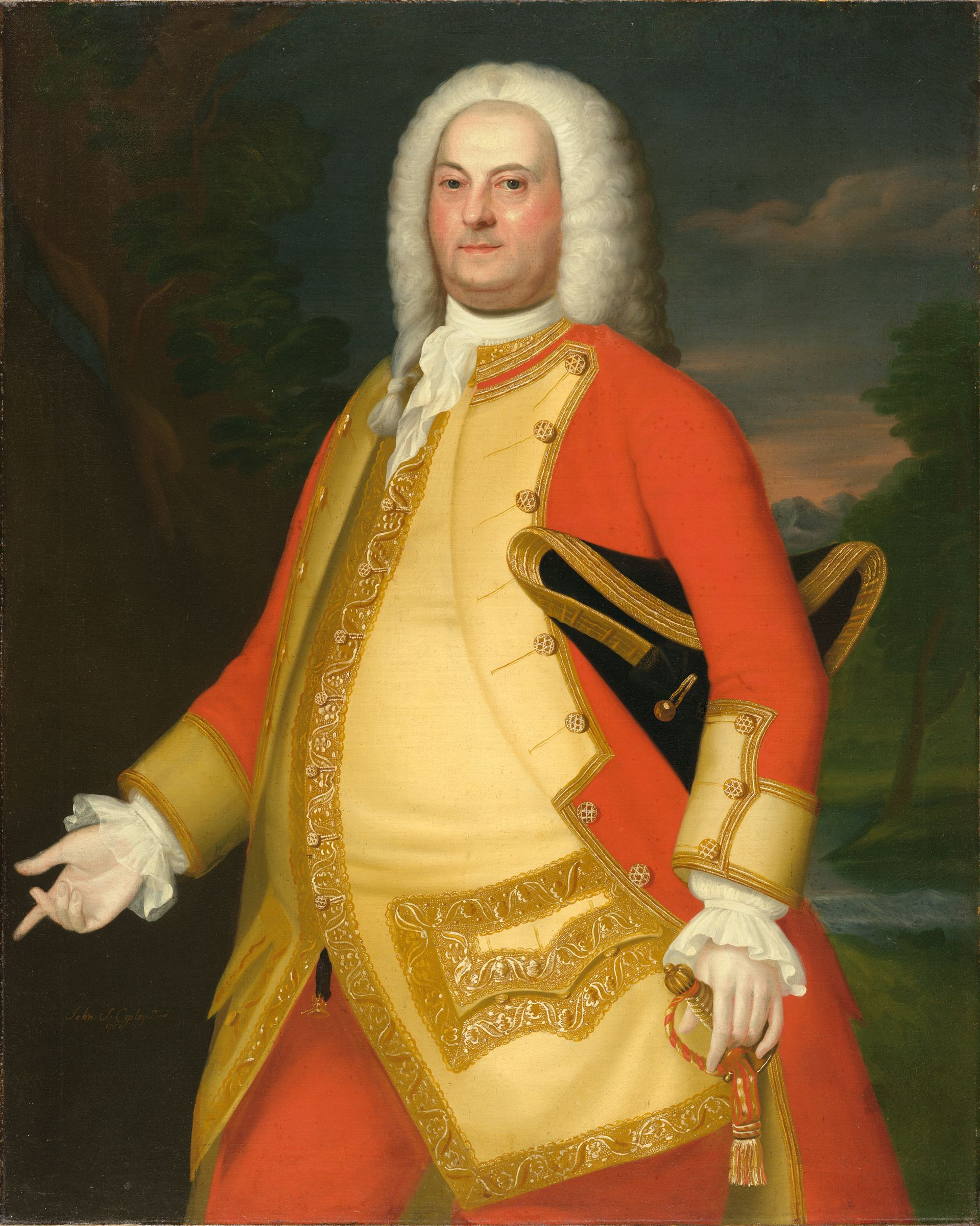William Brattle (1706-1776)