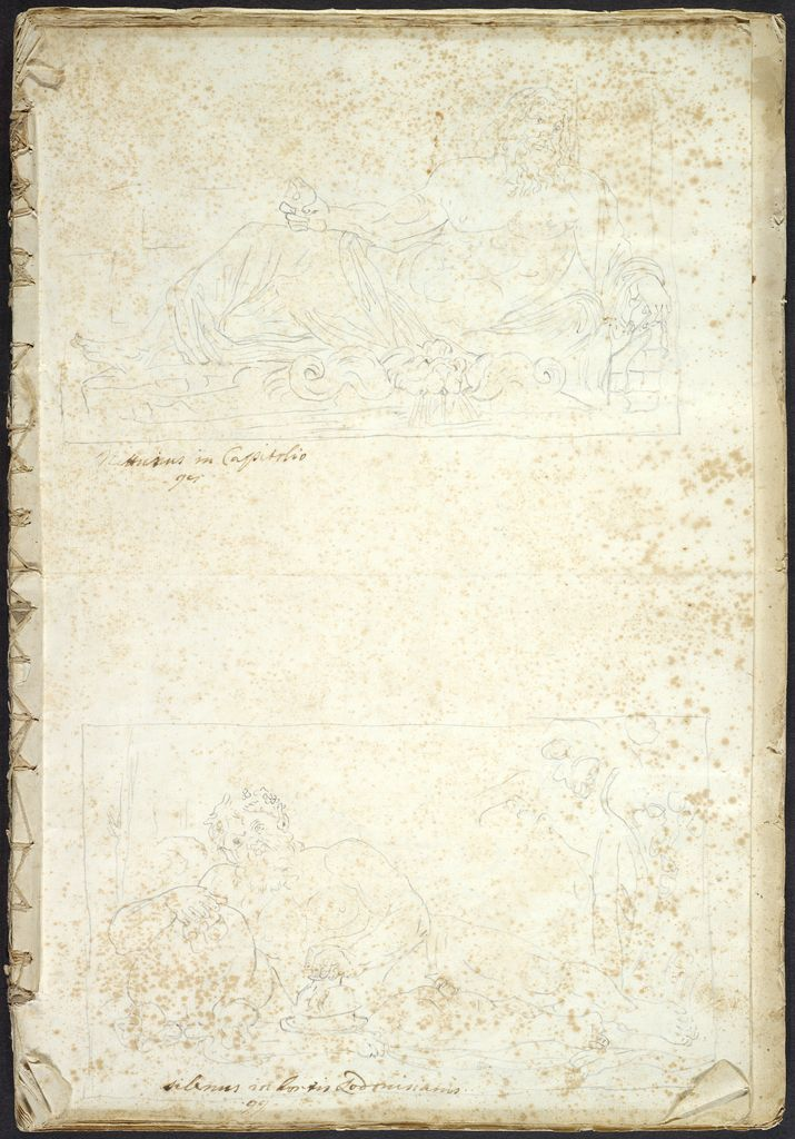 Album Of Tracings After The