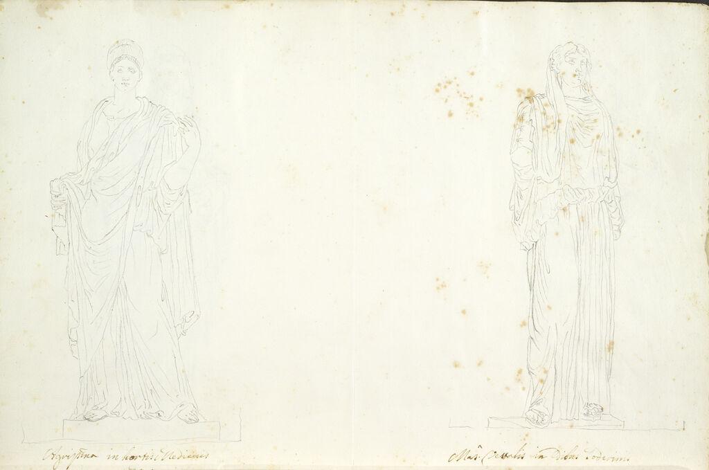 Medici Agripinna And Soderini Vestal