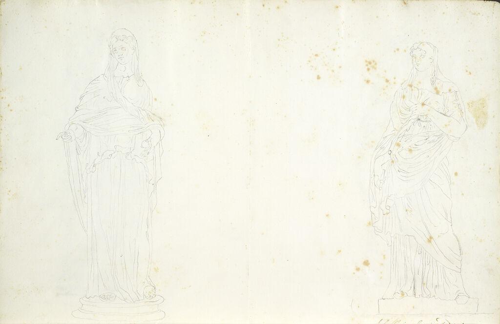 Borghese Ceres And Medici Sybil
