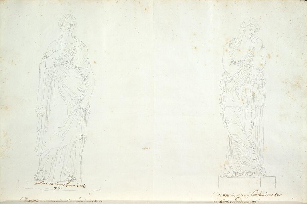 Ludovisi Sabina And Medici Veturia