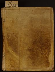 Diary, 1707-1723 Digital Object