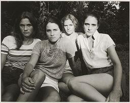 The Brown Sisters, Harisport, Massachusetts