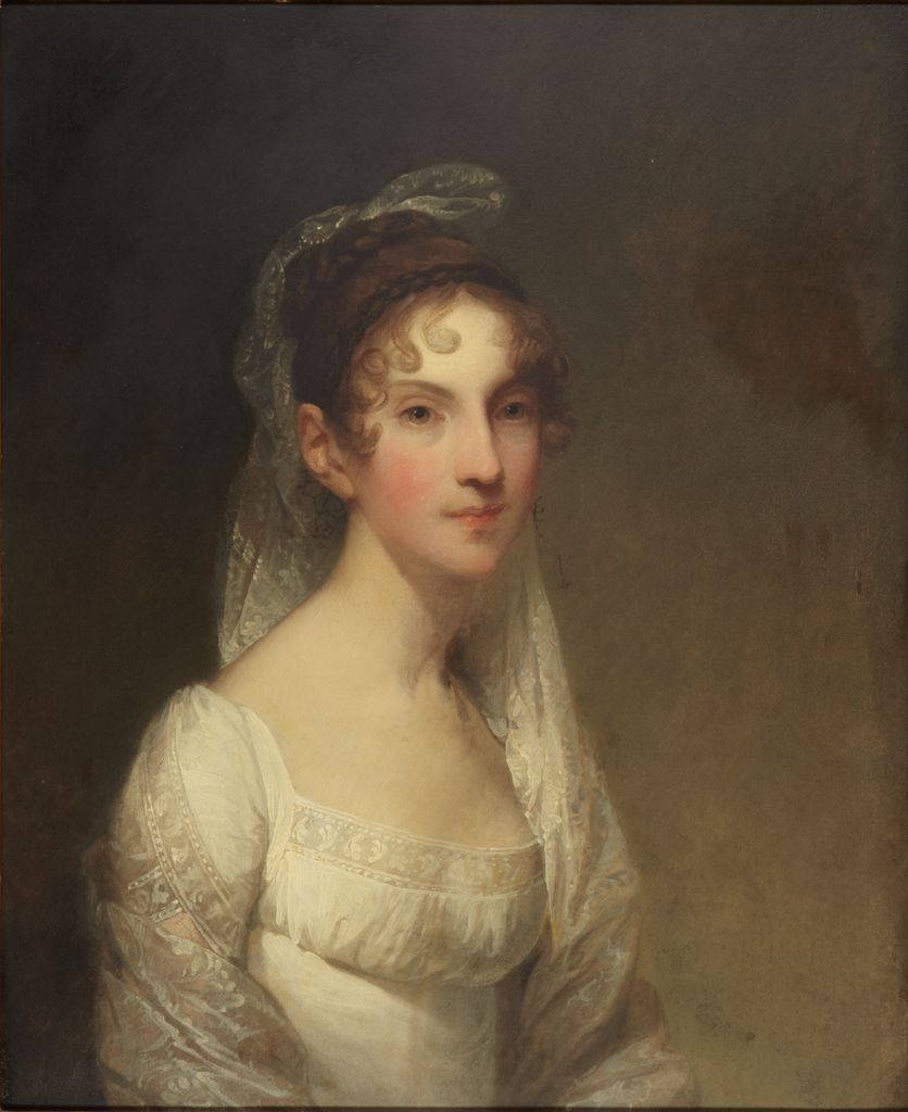 Mary Harrison Eliot (1788-1846)