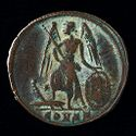 Anonymous Commemorative Coin, Constantinople