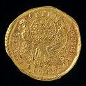 Solidus Of Constantius Ii, Arelate (Arles)