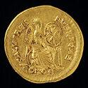 Solidus Of Eudoxia, Constantinople