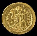 Solidus Of Pulcheria, Constantinople