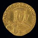 Solidus Of Constantine Vi And Irene, Constantinople