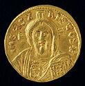 Solidus Of Michael Iii And Theodora, Constantinople
