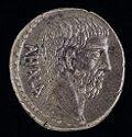 Denarius Of Brutus, Rome