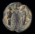 Seal Of Constantine, Nephew Of The Patriarch Cerularius