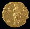Aureus Of Faustina Ii
