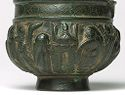 Lamp Or Censer With Scenes From The Life Of Christ