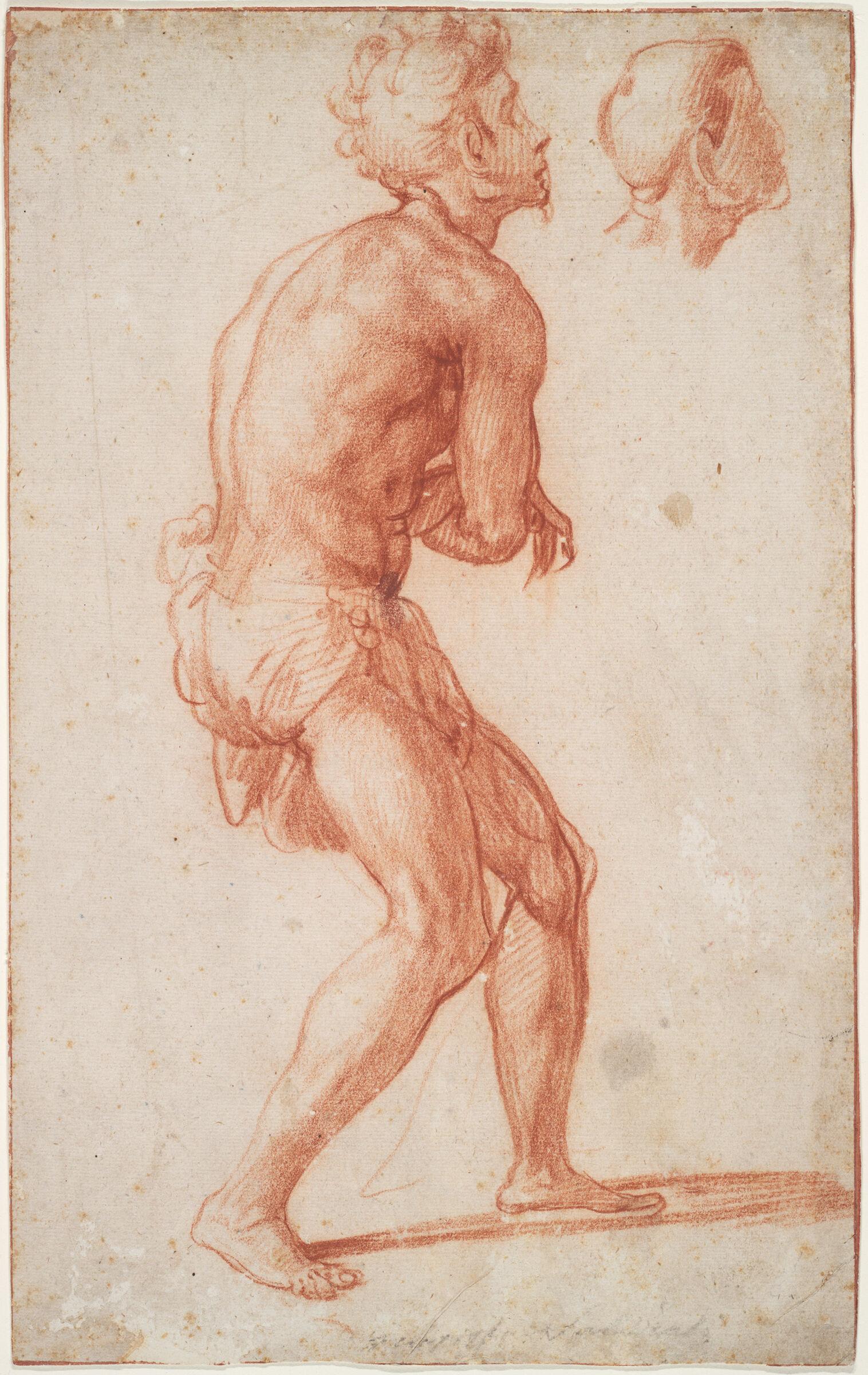 A Nude Man