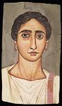 Mummy Portrait of a Woman