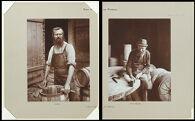 Industrial Problems, Types of Working People: Germany. Blacksmith; Cooper; Boiler-maker; Stonedresser; Toy-maker; Washwomen; Marketwomen: Types of German Workmen