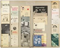 Charity, Organizations: United States. Massachusetts. Boston. Publicity For Social Work: Booklets