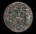 Coin Of Abydos Under Caracalla