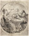 The Instructive and Appetizing Meal: Voltaire and Three Dinner Companions(?)