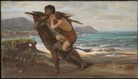 Fisherman and Mermaid
