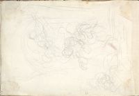 Composition Study; Verso: Composition Study