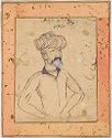 Portrait Of Shah 'Abbas I