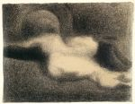 Hat, Shoes and Undergarments (Study for