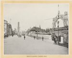 Midway Plaisance, Looking West, World's Columbian Exposition