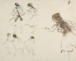 Sketches of Dancers