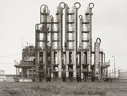 Refinery, Thionville, Lorraine, France, From The Portfolio