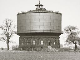 Water Tower, Recklinghausen, Ruhr District, From The Portfolio