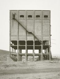 Silo For Coal, Big Pit Colliery, South Wales, From The Portfolio